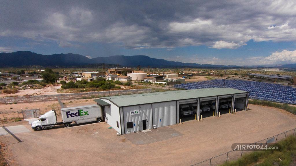 Fedex Camp Verde